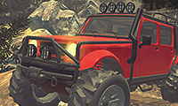 Off-Road Cargo Drive Simulator