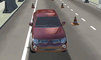 Traffic Trouble: Police Game