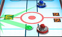 Air-Hockey 3D