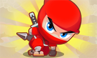 Ninja vlucht 2