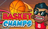 Flick 2 Dunk: Basketball Shooting Game