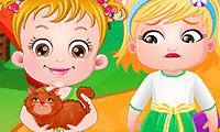 Baby Hazel: gattino batuffoloso