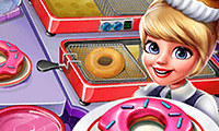 Girl on Skates: Pizza Mania - Restaurant Game