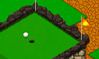 18 Hole Crazy Golf!