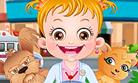 Si Kecil Hazel: Klinik Hewan 2