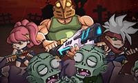 Zombie Invasion: Killing Game