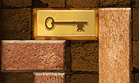 Sleutel zoeken