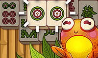 Forest Frog Mahjong